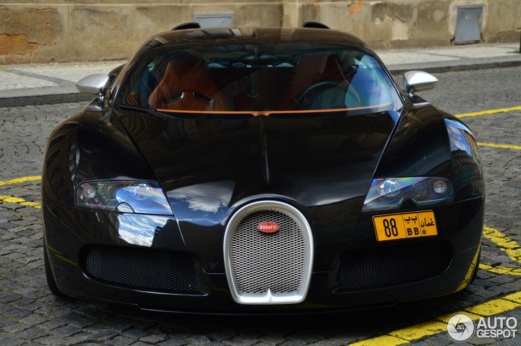 2018 Bugatti Veyron Sang Noir photo - 2