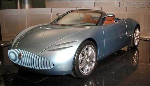 2018 Buick 2 2 Bengal Roadster Concept photo - 4