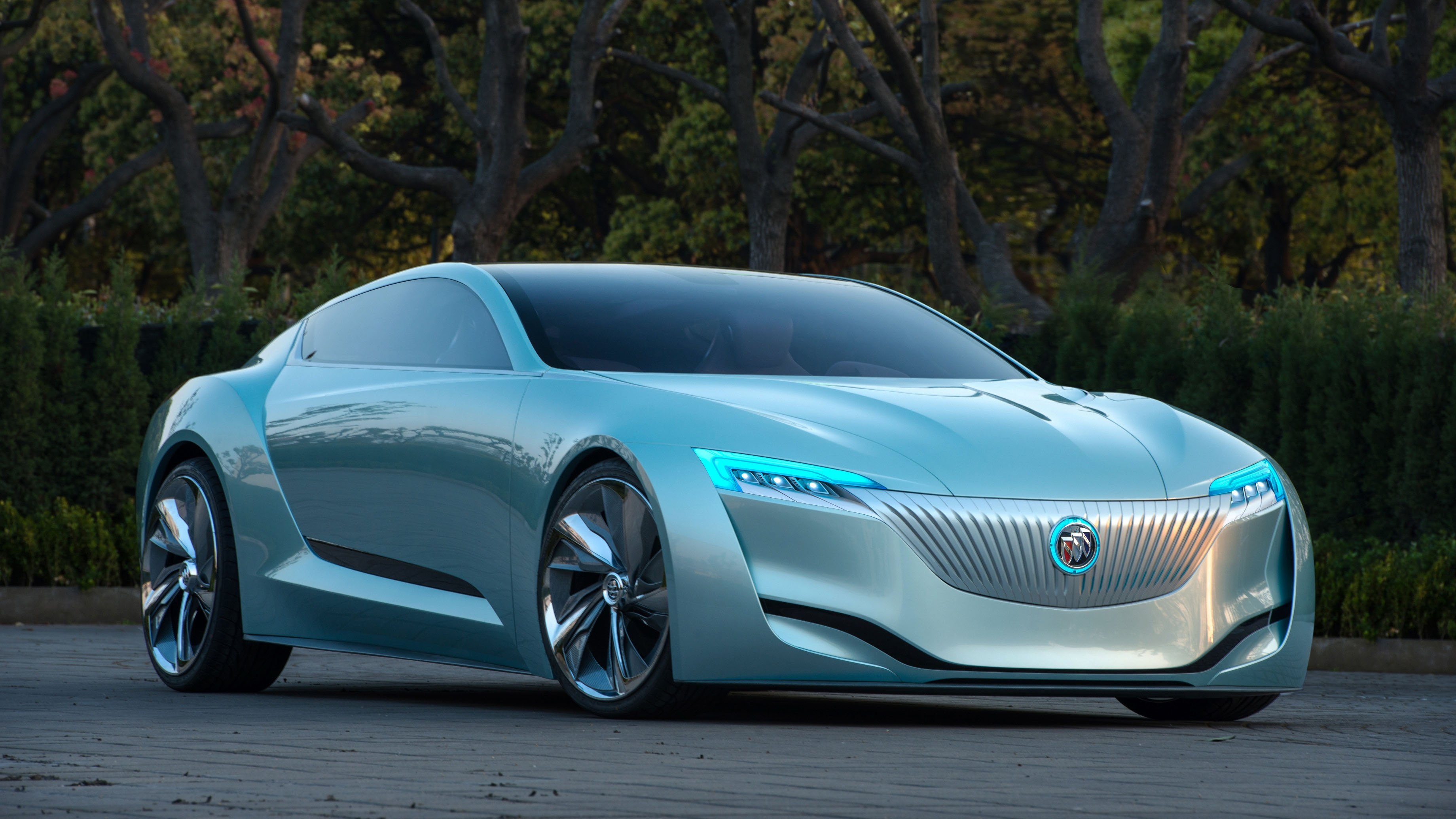 2018 Buick 2 2 Bengal Roadster Concept photo - 5