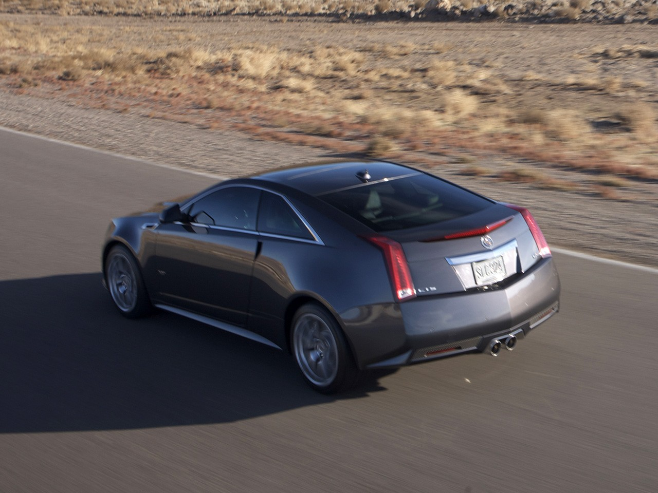 2018 Cadillac CTS Coupe photo - 1