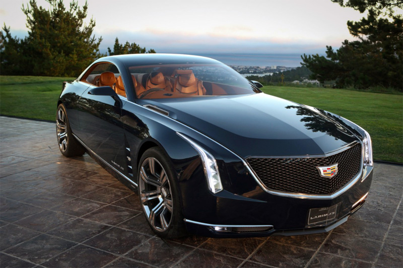 2018 Cadillac CTS Coupe photo - 4