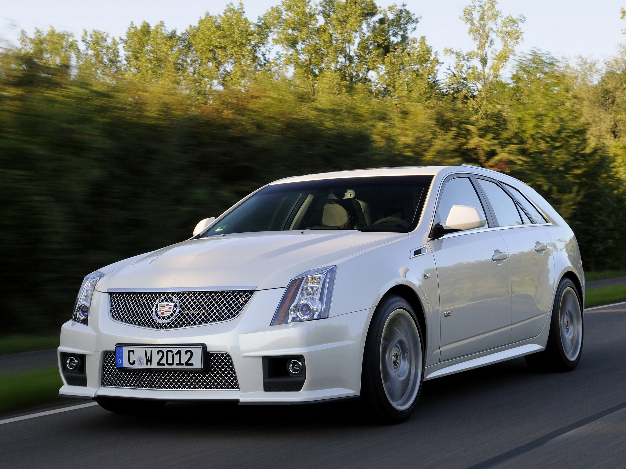 2019 Cadillac Cts >> 2018 Cadillac CTS Sport Wagon | Car Photos Catalog 2018