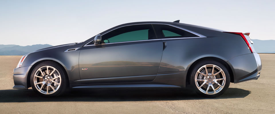 2018 Cadillac CTSV with Accessories photo - 1