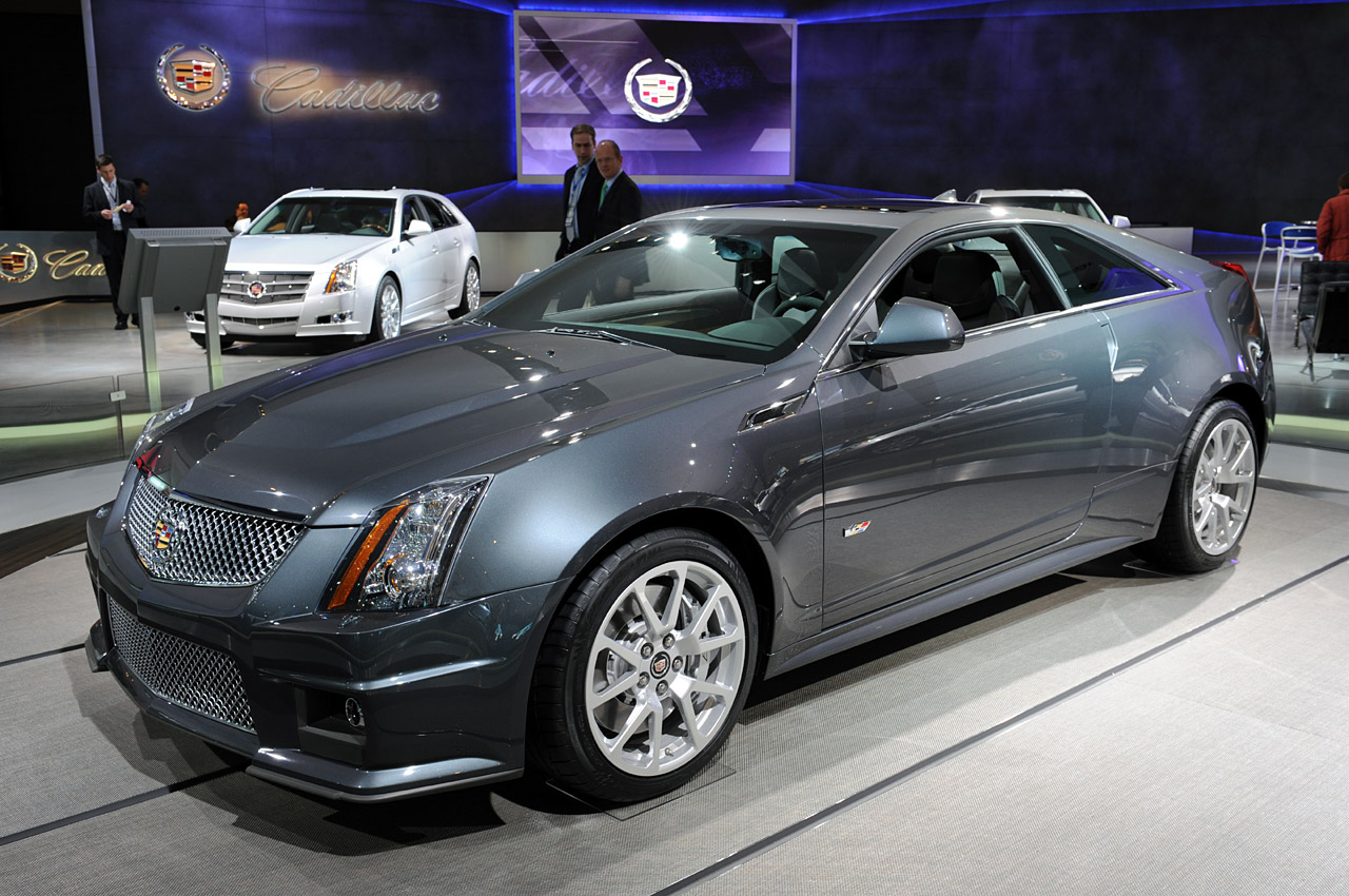 2018 Cadillac CTSV with Accessories photo - 5