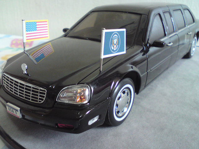 2018 Cadillac DeVille Presidential Limousine photo - 1