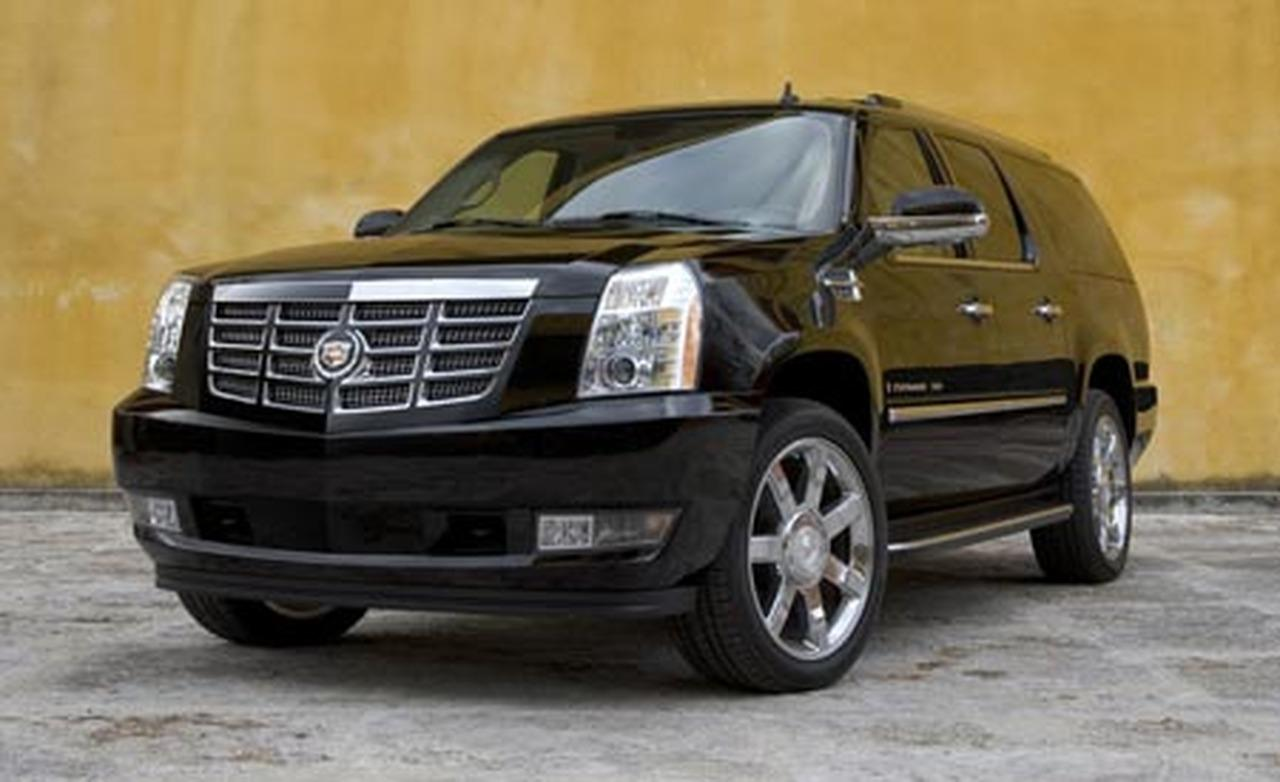 2018 Cadillac Escalade Platinum | Car Photos Catalog 2019