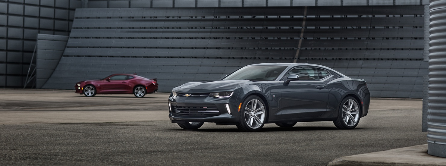 2018 Chevrolet Camaro Concept photo - 1