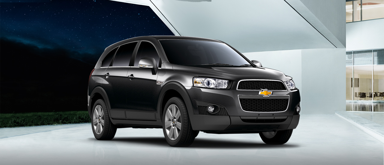2018 Chevrolet Captiva photo - 2