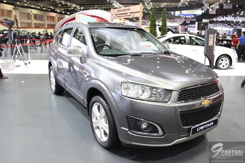 2018 Chevrolet Captiva photo - 4