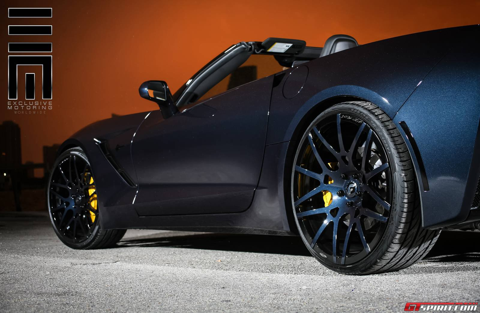 2018 Chevrolet Corvette 427 Convertible photo - 3