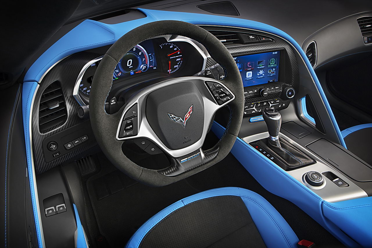 2018 Chevrolet Corvette C7 Stingray photo - 3