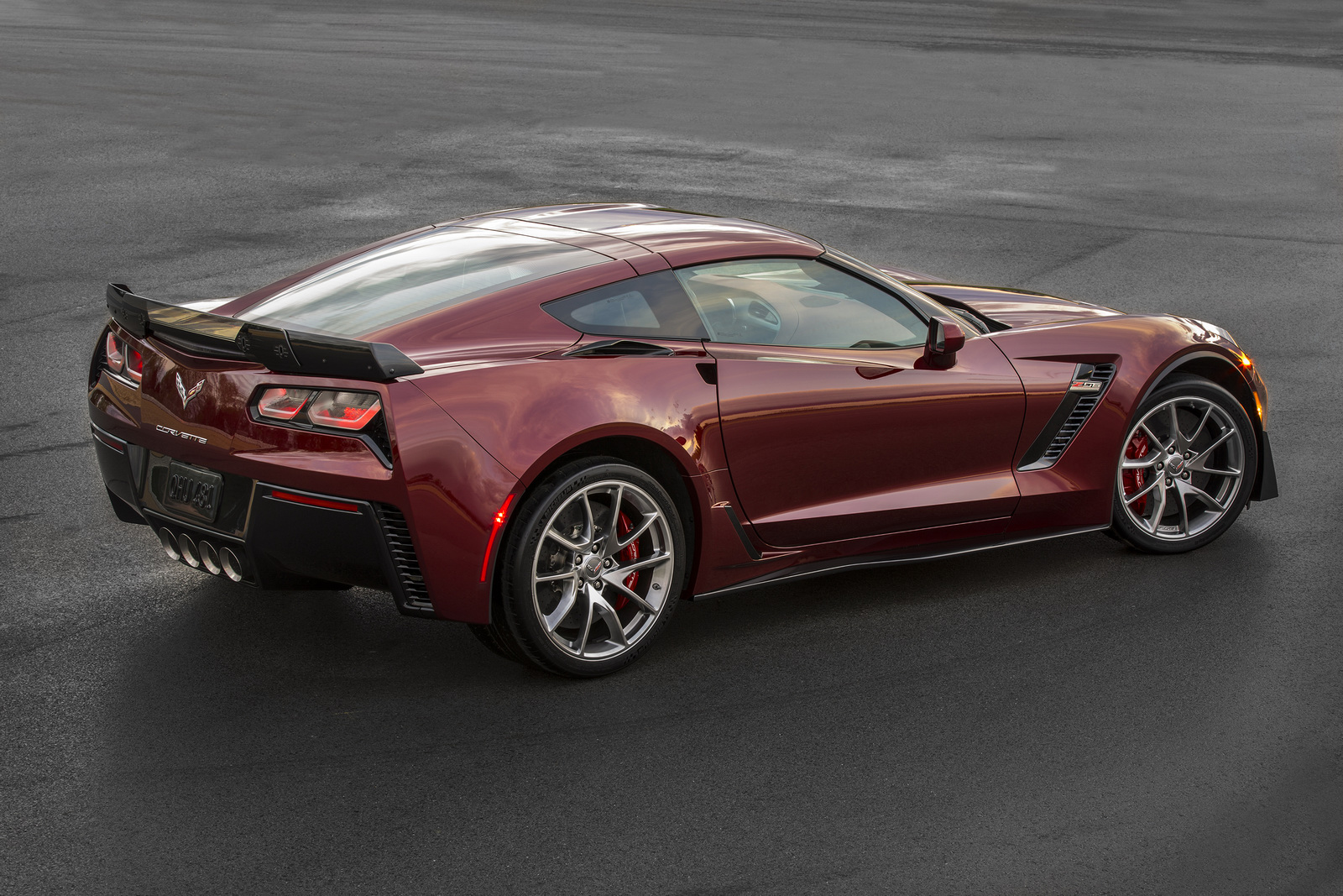2018 Chevrolet Corvette C7 Stingray photo - 4