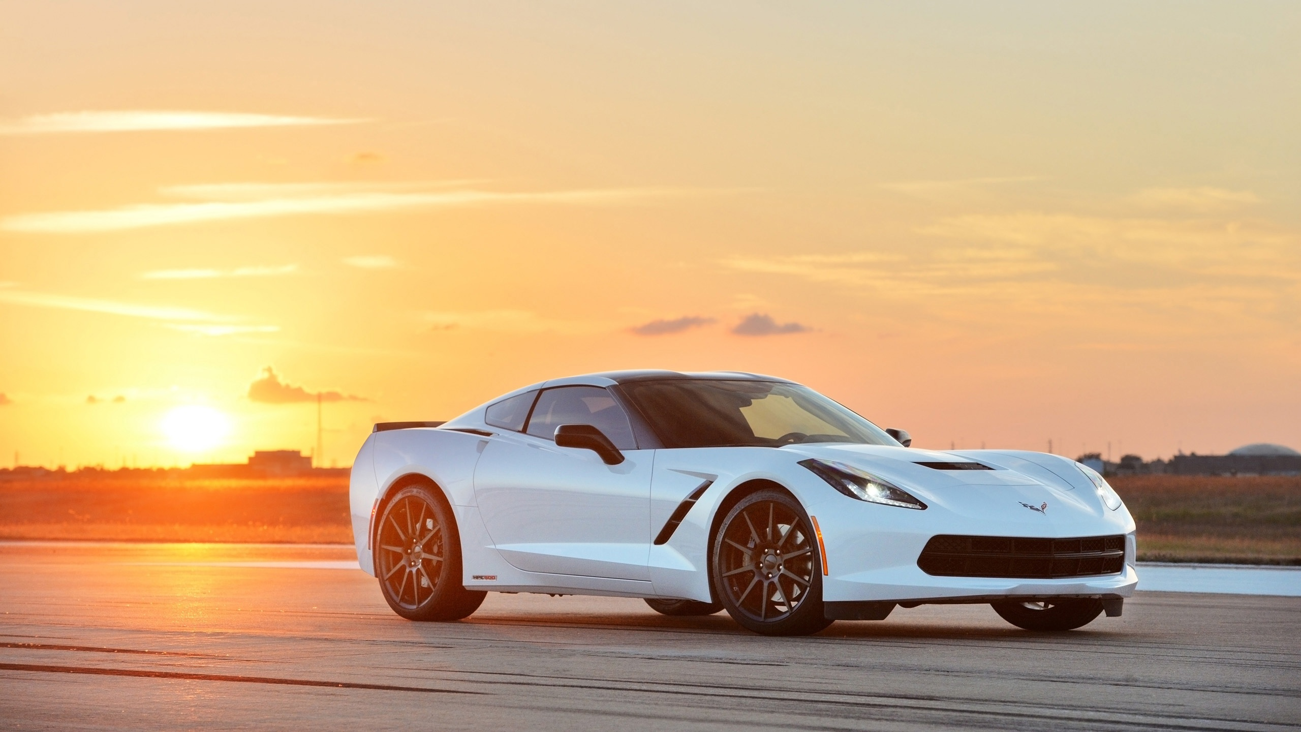 2018 Chevrolet Corvette Stingray Convertible EU Version photo - 2