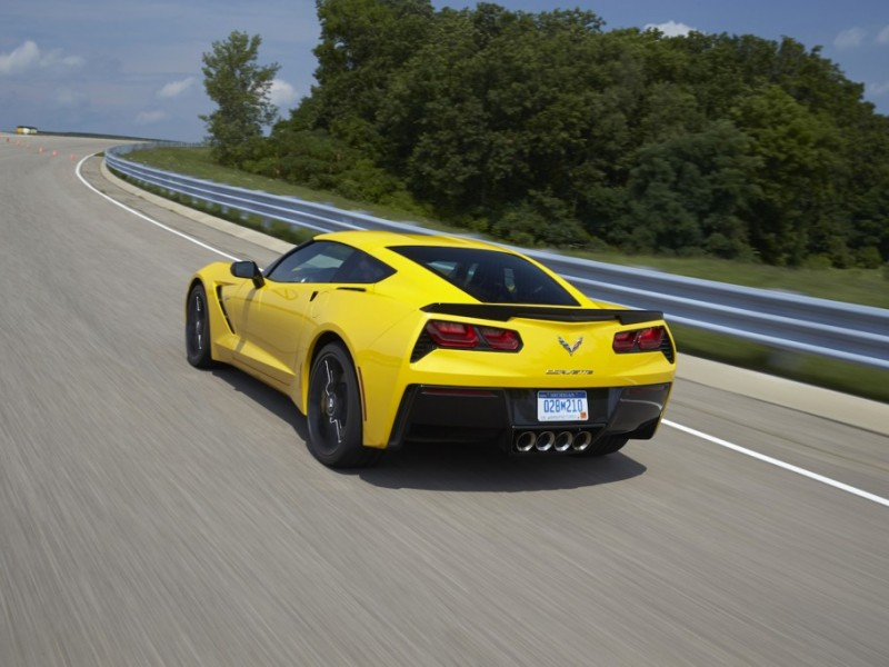 2018 Chevrolet Corvette Stingray EU Version photo - 1