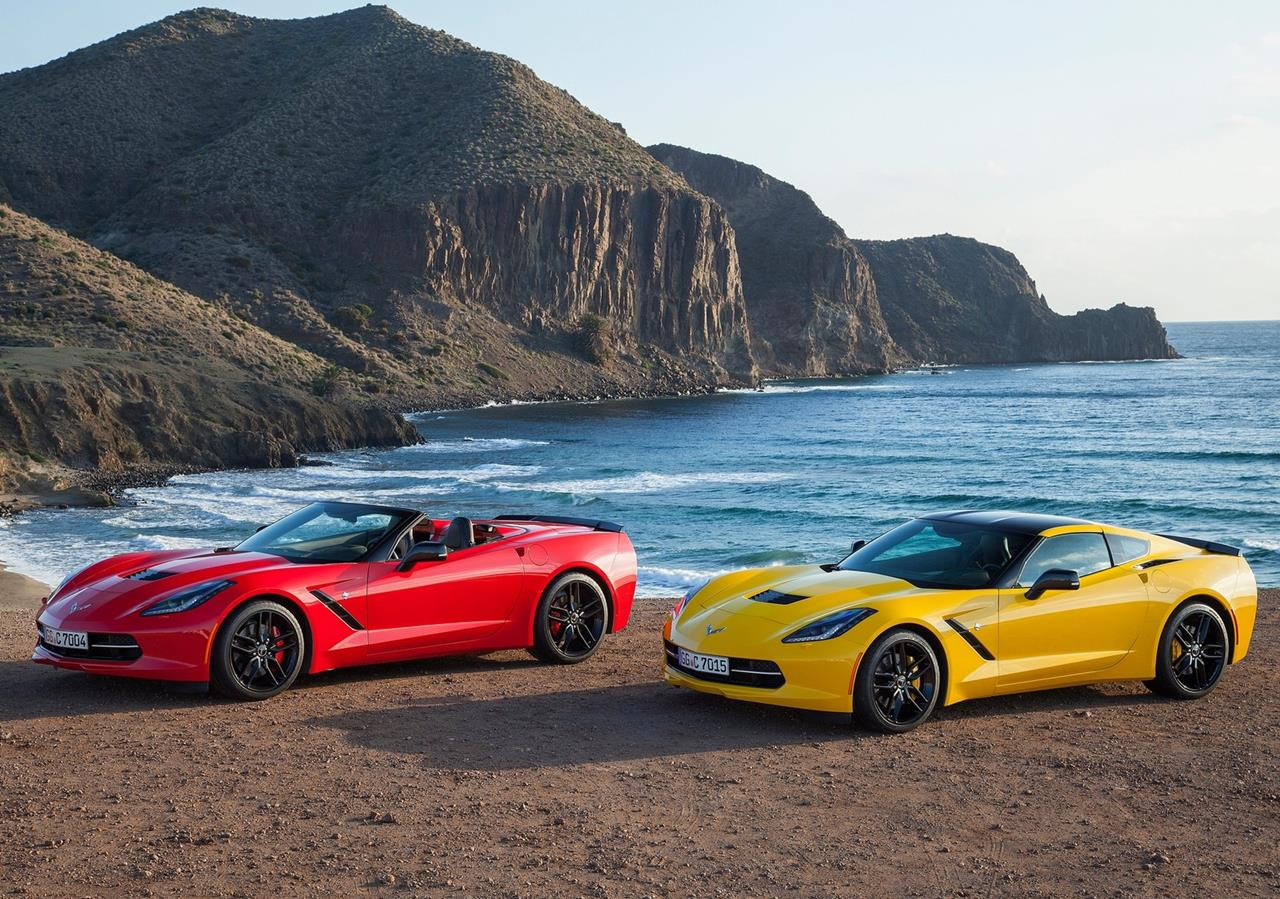 2018 Chevrolet Corvette Stingray EU Version photo - 2