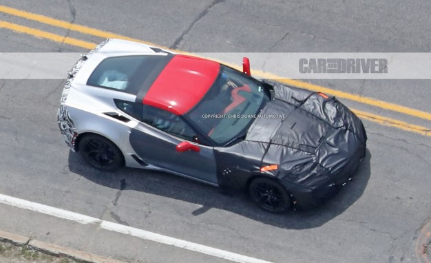 2018 Chevrolet Corvette ZR1 photo - 3
