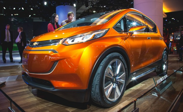 2018 Chevrolet Electric S 10 Concept photo - 2