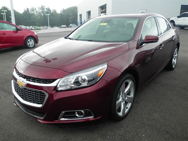 2018 Chevrolet Malibu SS | Car Photos Catalog 2019