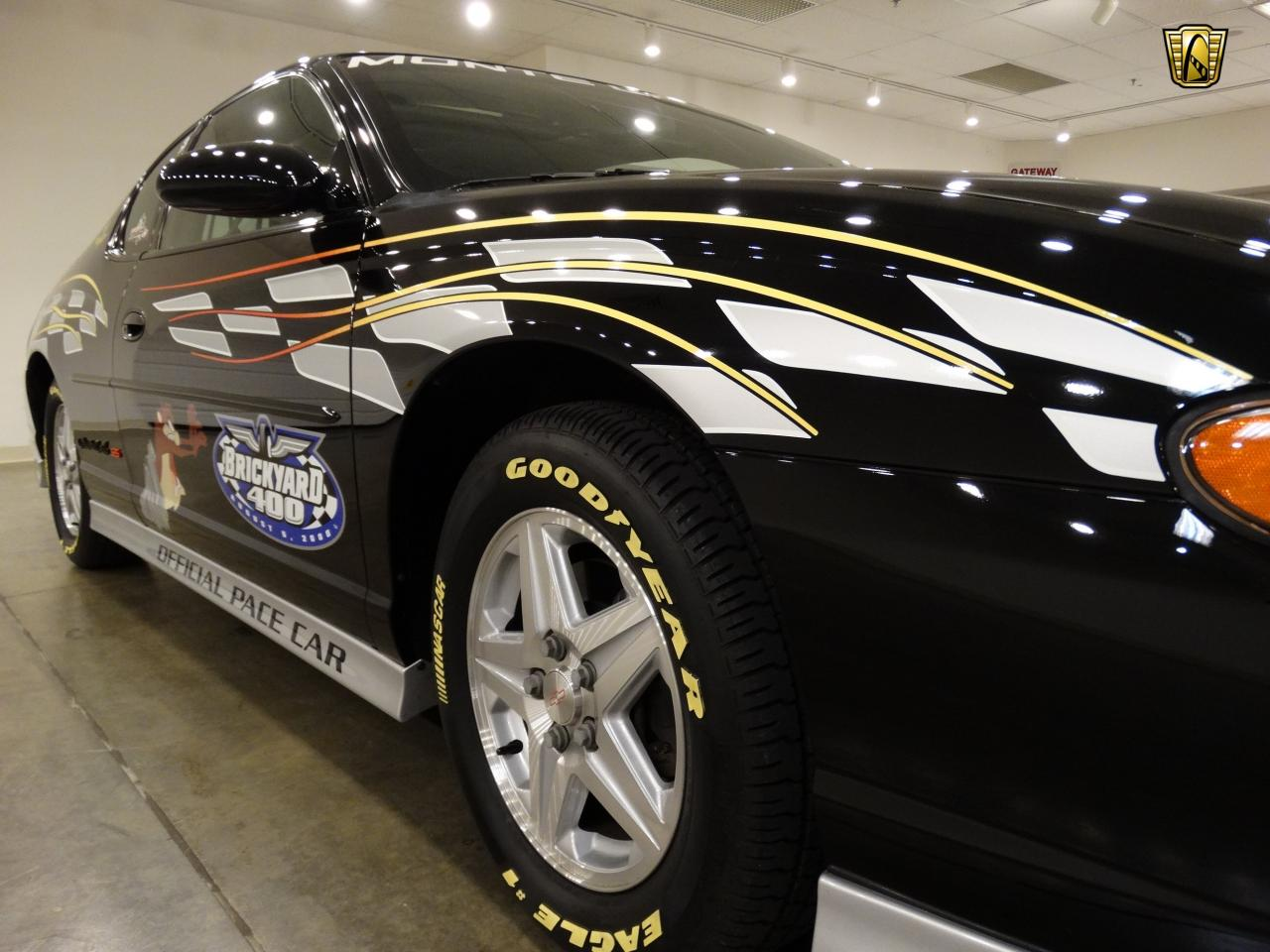 2018 Chevrolet Monte Carlo Brickyard Pace Car photo - 4