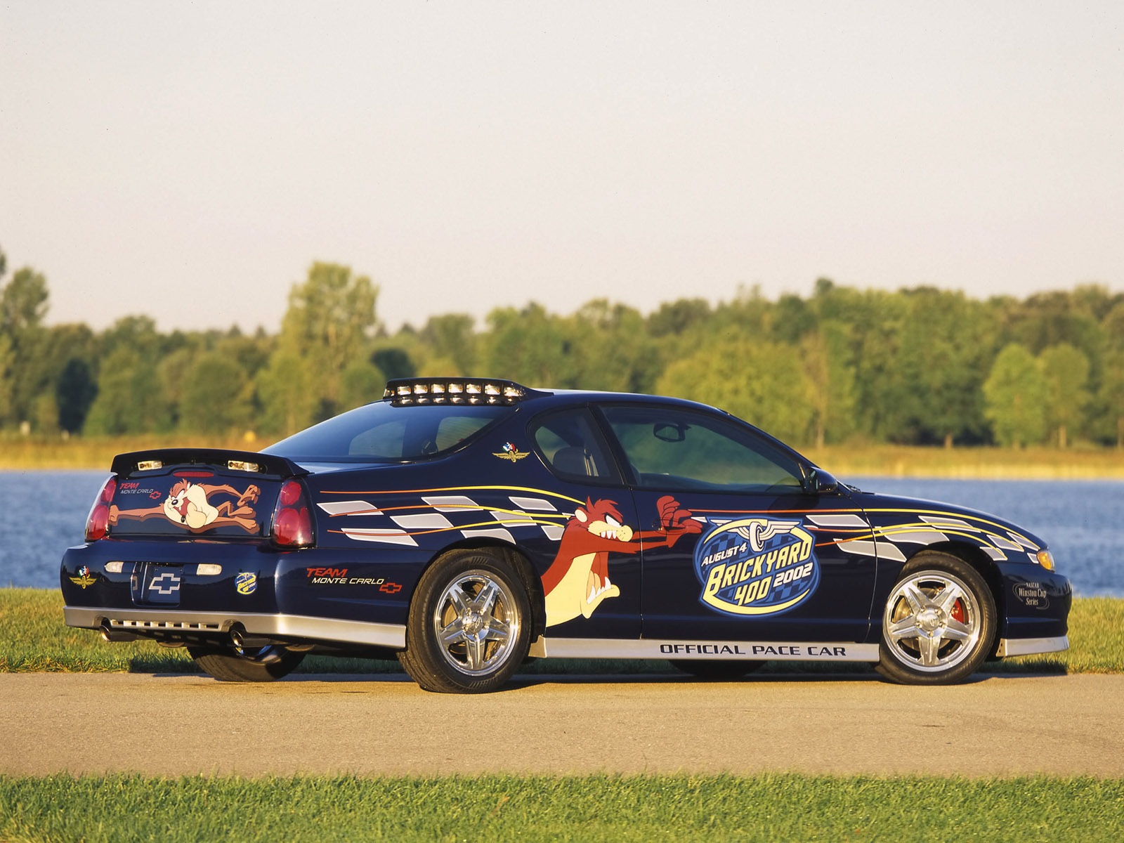 2018 Chevrolet Monte Carlo Brickyard Pace Car photo - 5