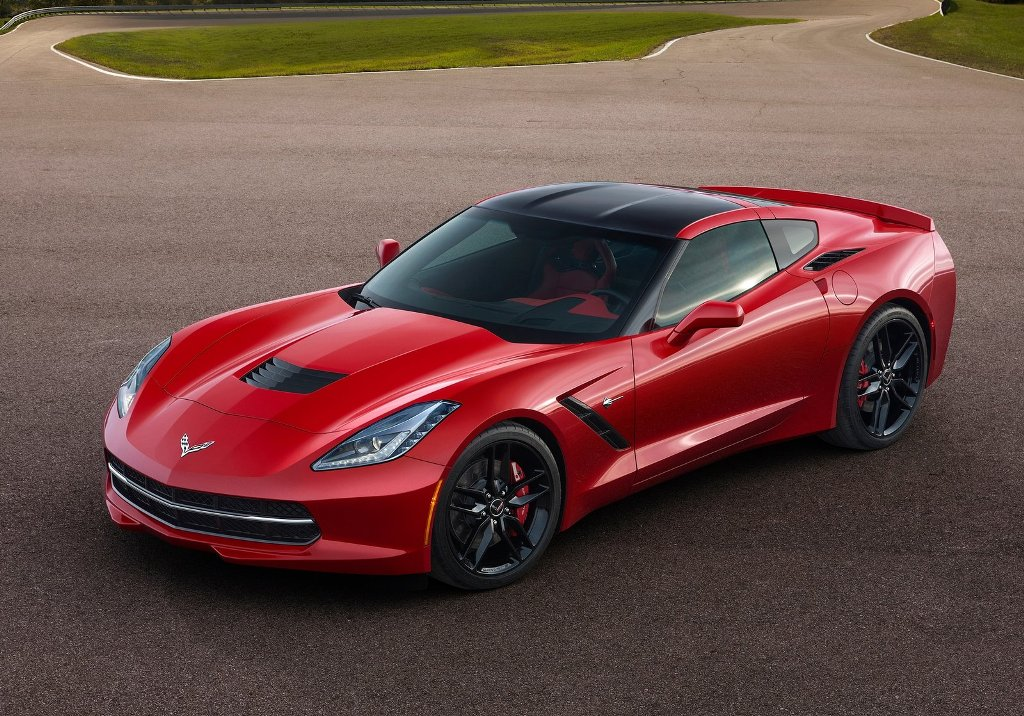 2018 Chevrolet Stingray Concept photo - 5