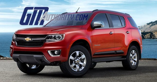 2018 Chevrolet Trailblazer | Car Photos Catalog 2019