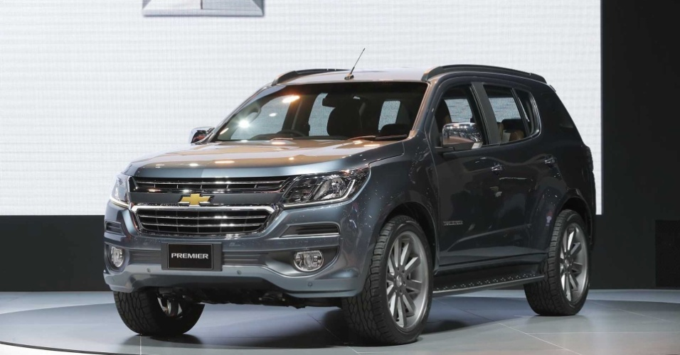 2018 Chevrolet TrailBlazer Concept | Car Photos Catalog 2019
