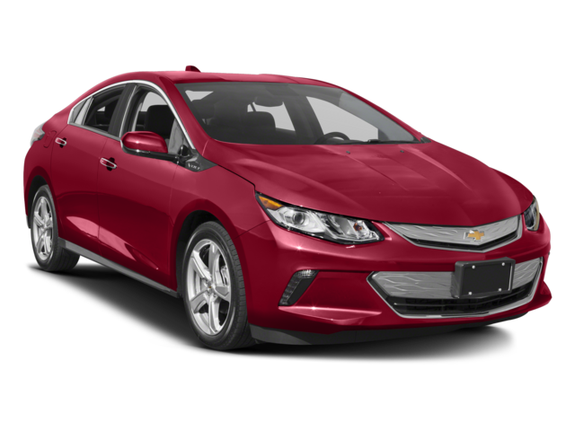 2018 Chevrolet Volt Concept photo - 3