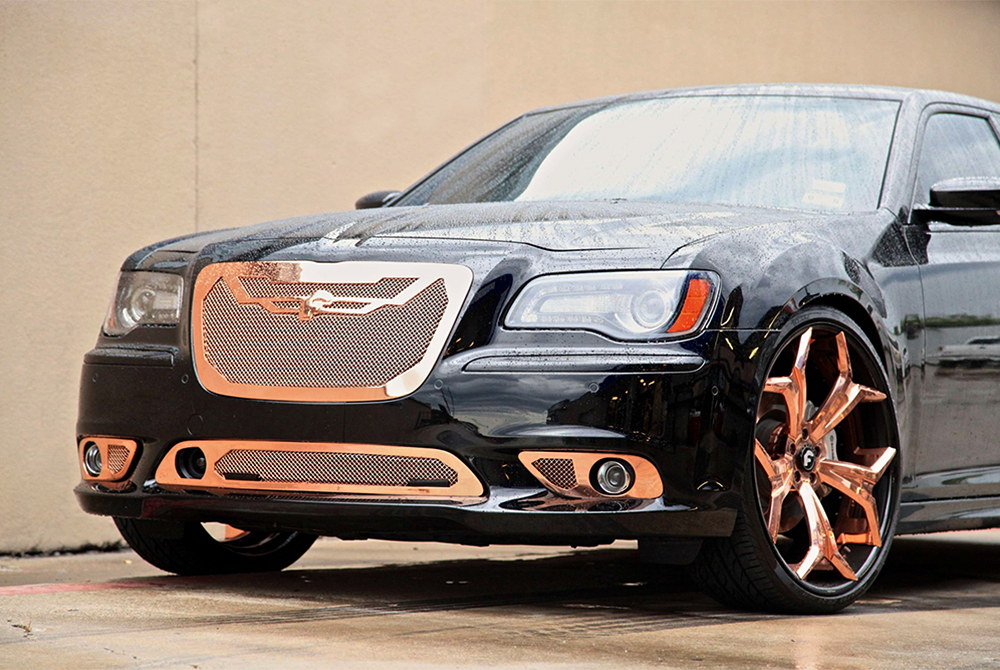 Chrysler 300srt >> 2018 Chrysler 300 SRT8 | Car Photos Catalog 2017