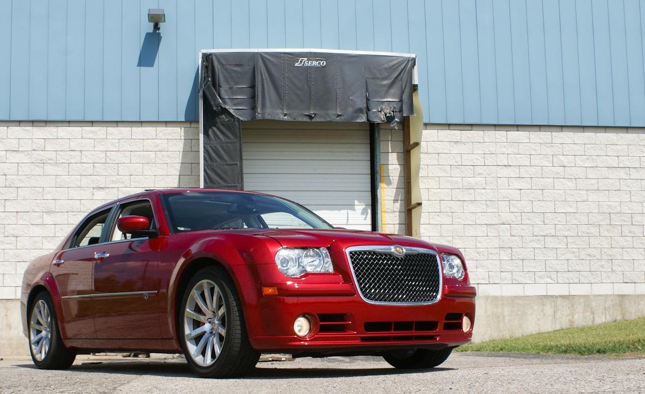 Chrysler C Srt on Chrysler 300 Convertible
