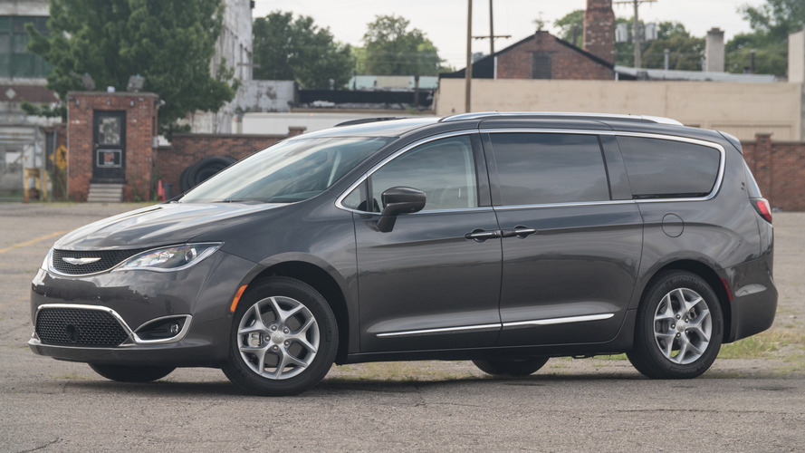 2018 Chrysler Pacifica Concept | Car Photos Catalog 2018