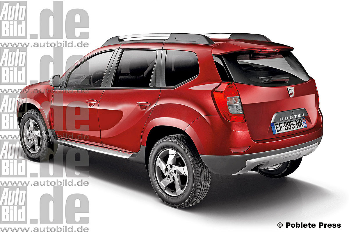 2018 Dacia Duster photo - 1