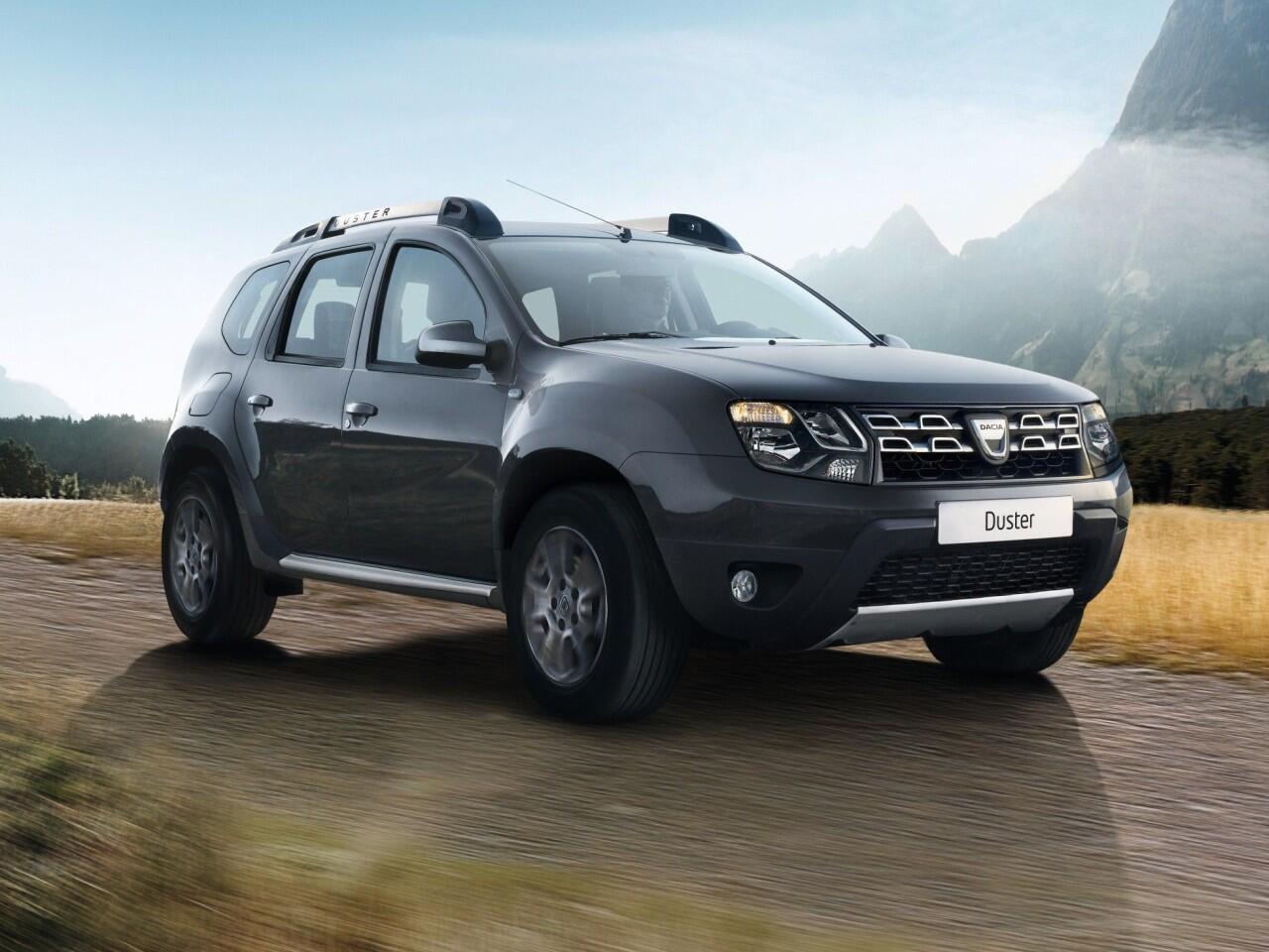 2018 Dacia Duster photo - 4