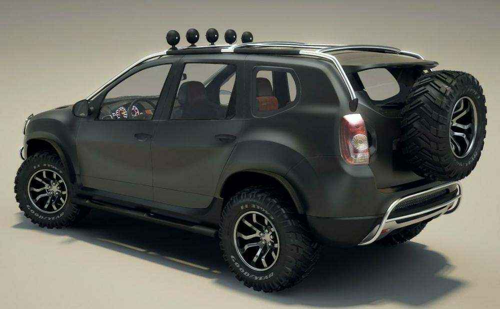 2018 Dacia Duster photo - 5