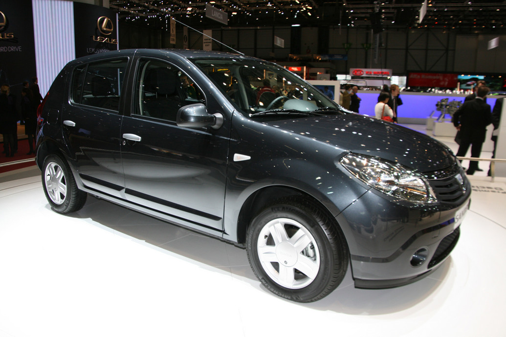 2018 Dacia Logan photo - 3