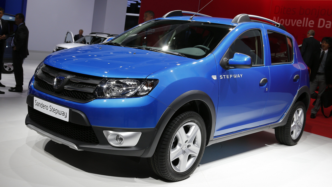 2018 dacia sandero stepway car photos catalog 2018