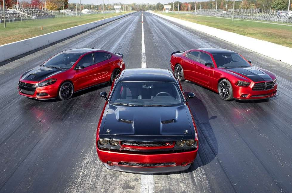 2018 Dodge Challenger Scat Package photo - 4