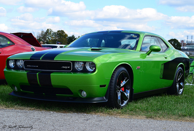 2018 Dodge Challenger SRT8 photo - 1