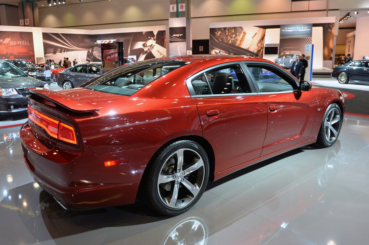 2018 Dodge Charger 100th Anniversary Edition photo - 2