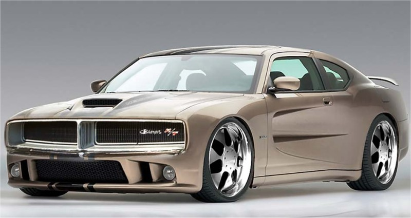 2018 Dodge Charger photo - 2