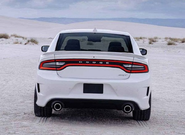 2018 Dodge Charger photo - 4
