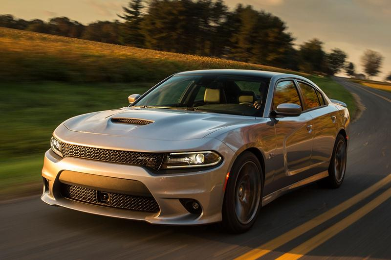 2018 Dodge Charger photo - 5