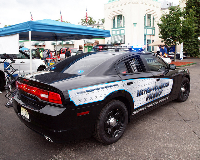 2018 Dodge Charger Police Vehicle photo - 2