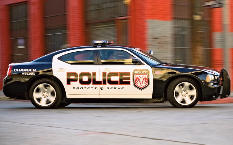 2018 Dodge Charger Police Vehicle photo - 3