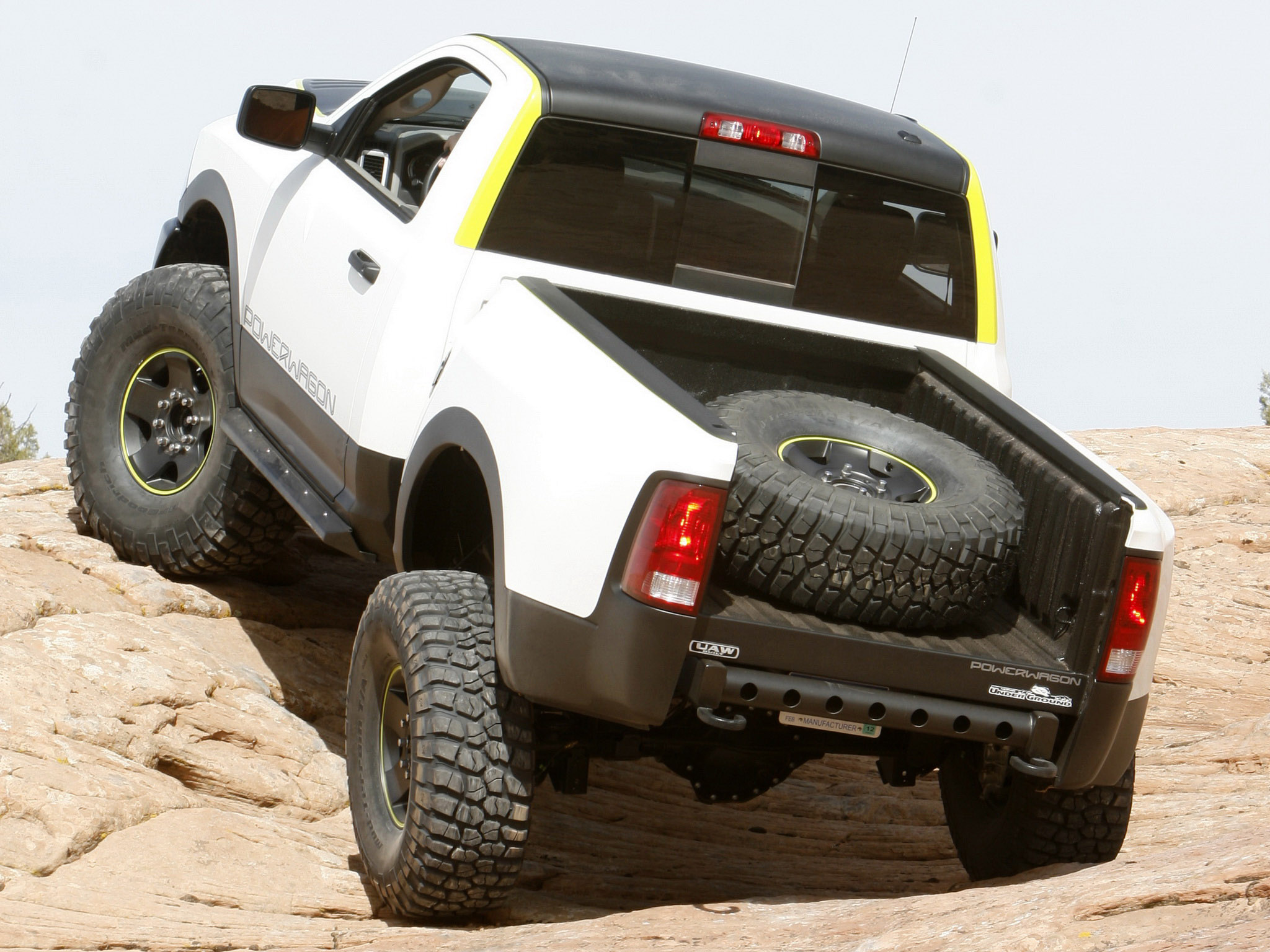 2018 Dodge Power Wagon Concept photo - 5