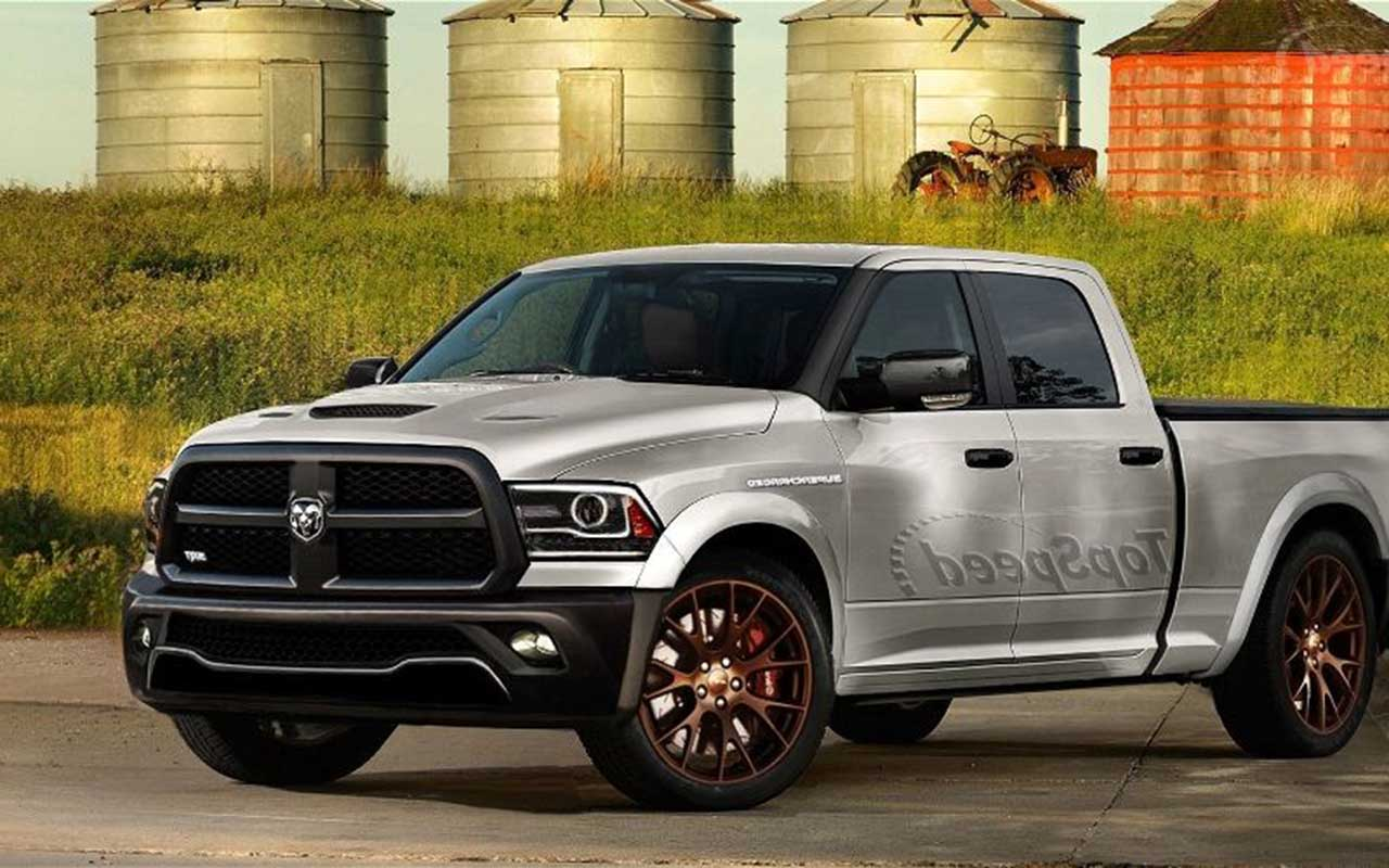 2018 Dodge Ram 1500 photo - 2