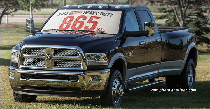 2018 Dodge Ram Heavy Duty Cummins 600 photo - 4