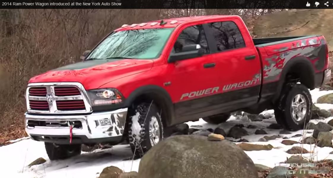 2018 Dodge Ram Power Wagon Car Photos Catalog 2019