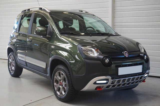 2018 fiat panda 4x4 car photos catalog 2019. Black Bedroom Furniture Sets. Home Design Ideas