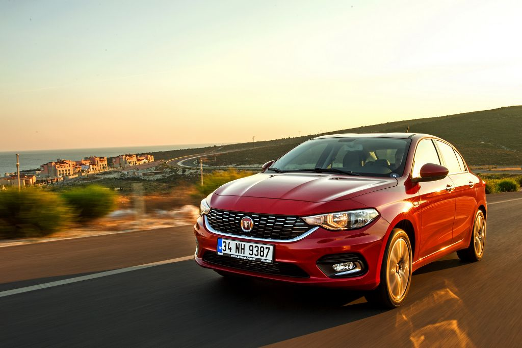 2018 Fiat Tipo 3 TER photo - 4